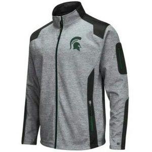 Michigan State Spartans Softshell Jacket